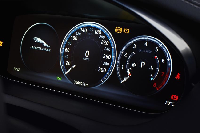 New Jaguar E-Pace compact SUV – an X1, Q3 rival Image #683043