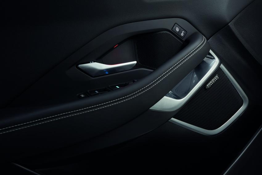 New Jaguar E-Pace compact SUV – an X1, Q3 rival Image #683050