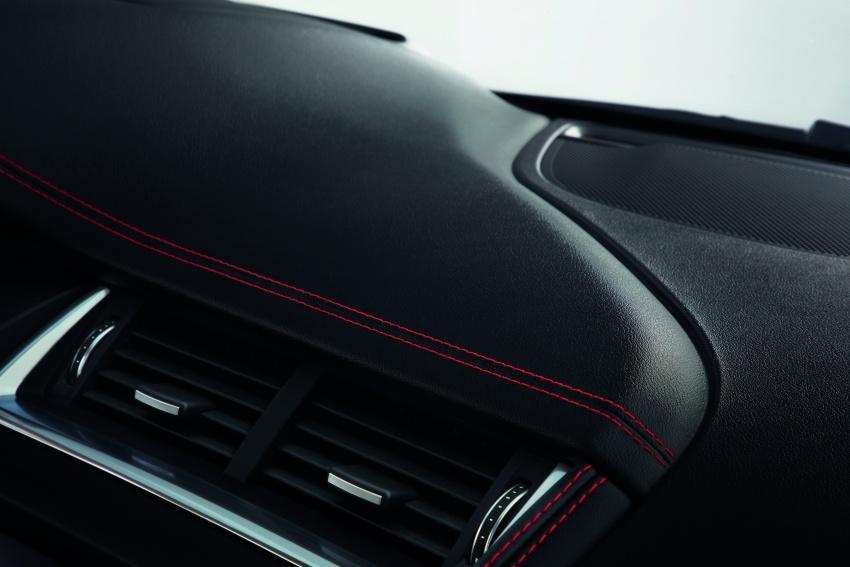 New Jaguar E-Pace compact SUV – an X1, Q3 rival Image #683051
