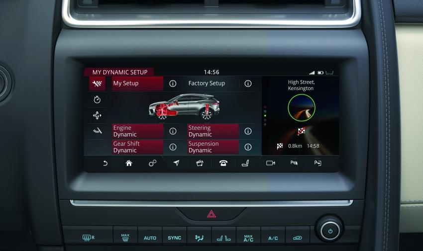 New Jaguar E-Pace compact SUV – an X1, Q3 rival Image #683056