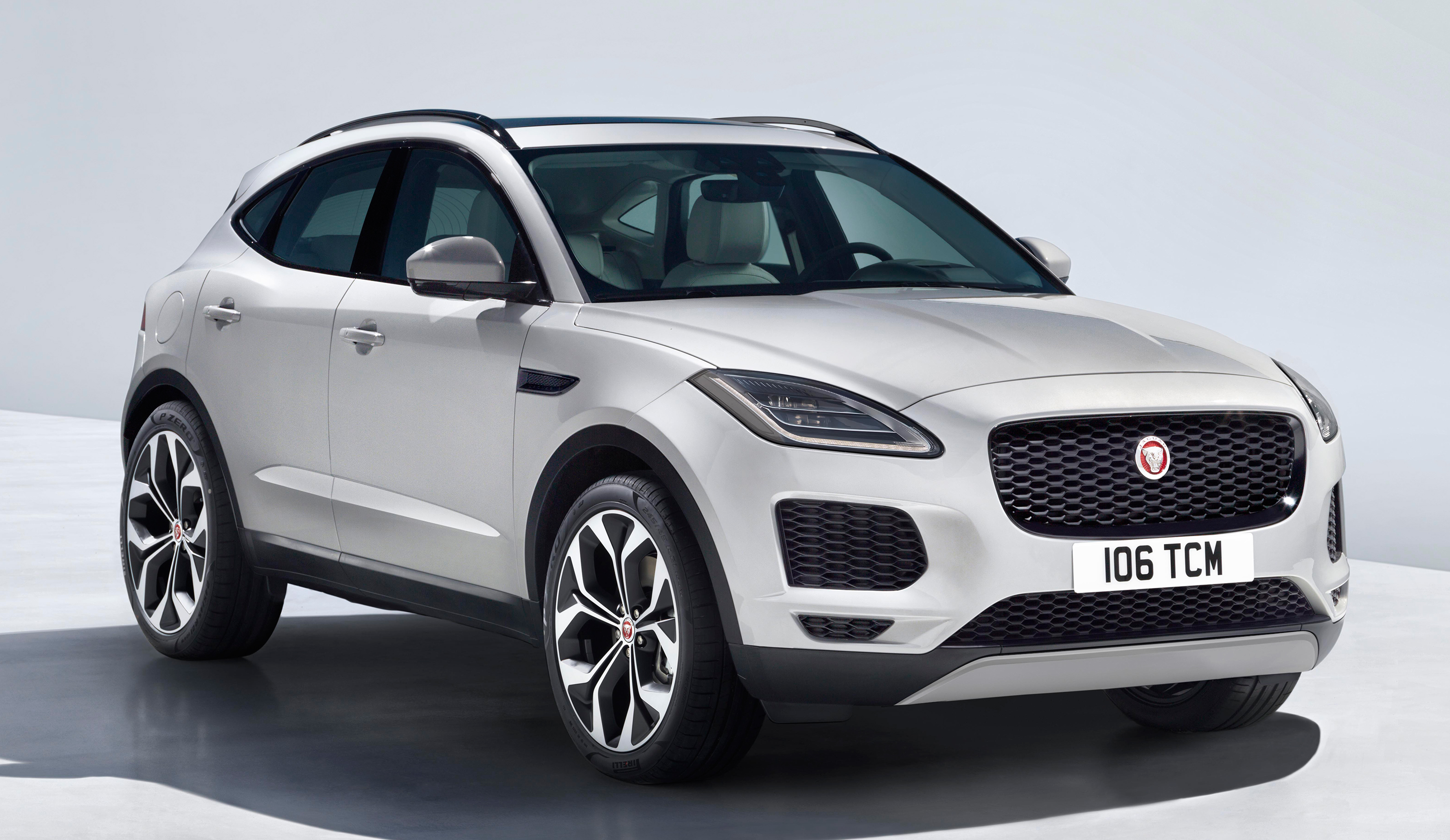e pace new review suv jaguar news crew roadshow catnip money the young for epace