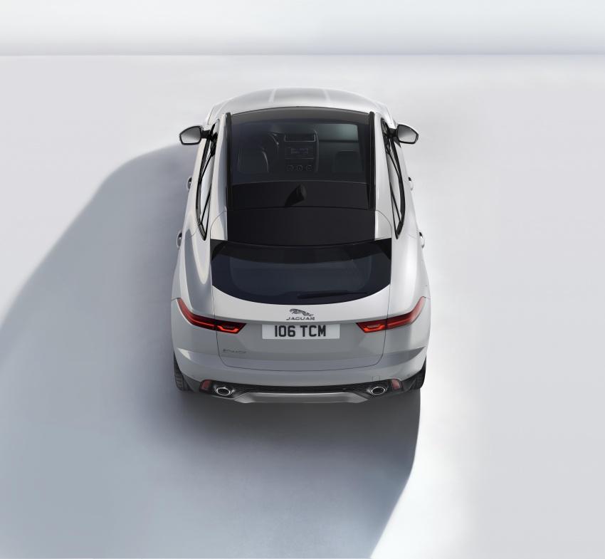 New Jaguar E-Pace compact SUV – an X1, Q3 rival Image #682990