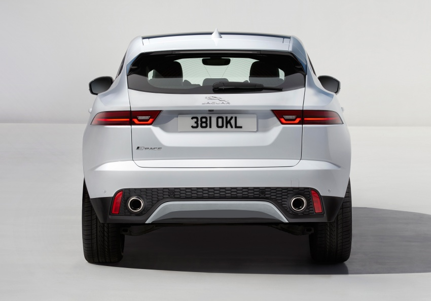 New Jaguar E-Pace compact SUV – an X1, Q3 rival Image #683009