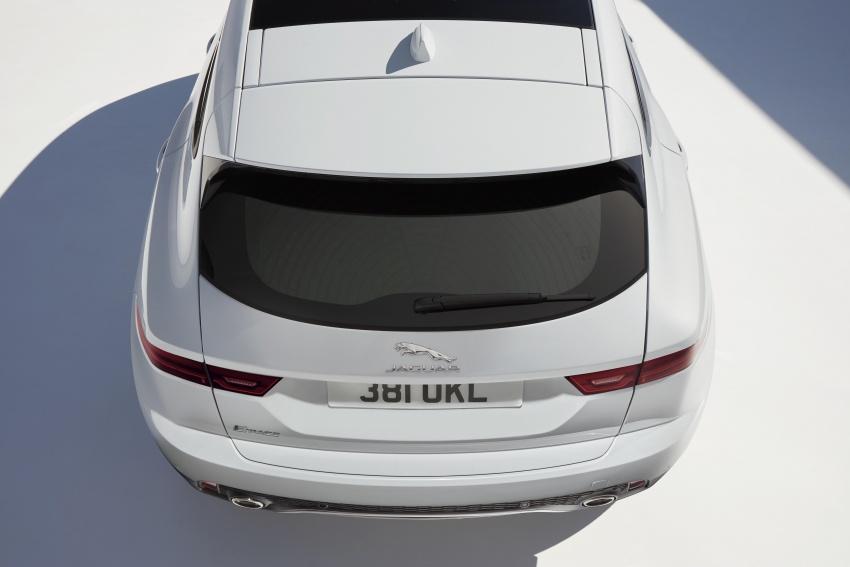 New Jaguar E-Pace compact SUV – an X1, Q3 rival Image #682992