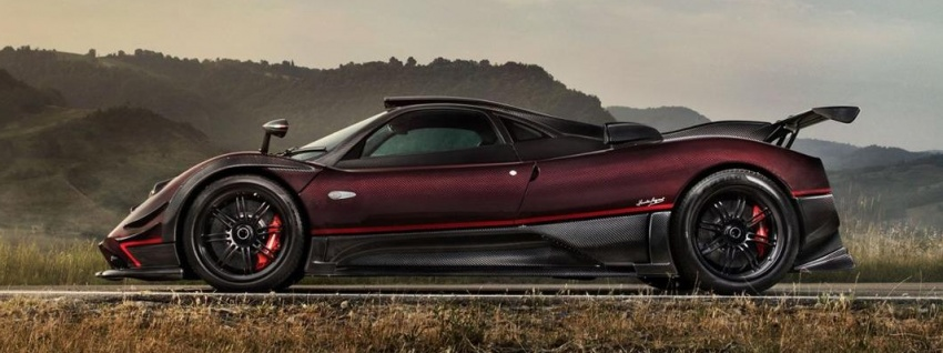 Pagani Zonda Fantasma Evo – 760 hp, manual gearbox Image #688436