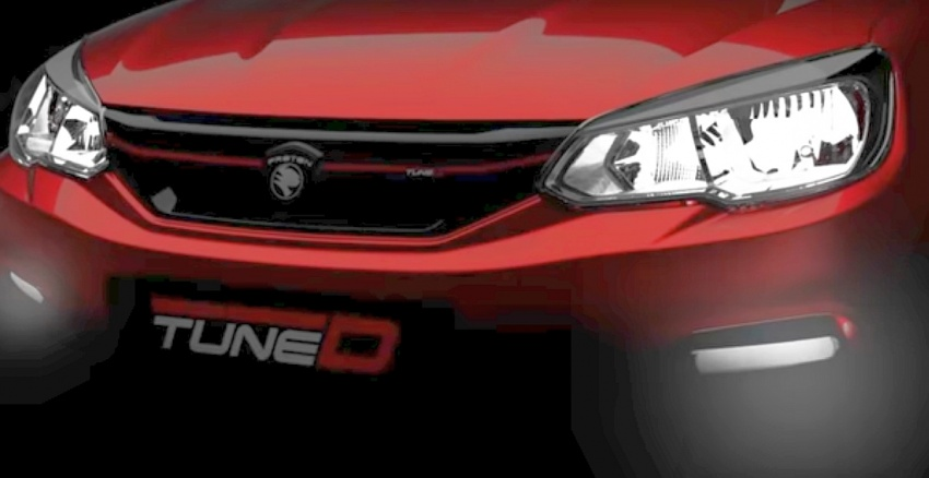 TuneD teases its upcoming Proton Saga 2 0 rework Image #686734