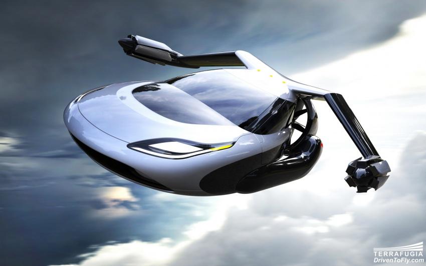 Geely beli syarikat pembuat kereta terbang, Terrafugia Image #679828