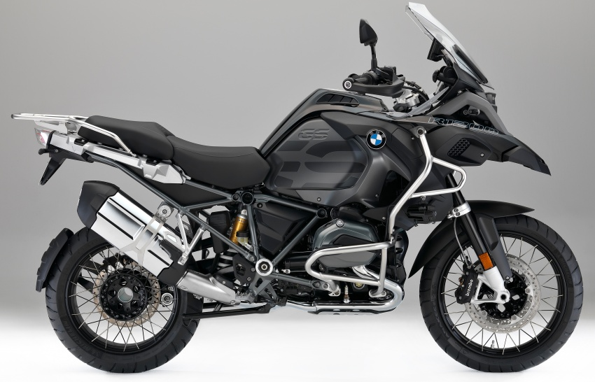 2017 BMW S 1000 R naked sports and R 1200 GS Adventure in Malaysia – RM92,900 and RM116,900 Image #694792