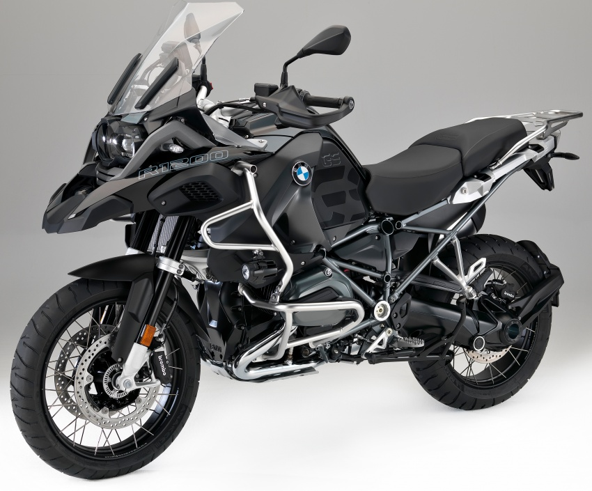 2017 BMW S 1000 R naked sports and R 1200 GS Adventure in Malaysia – RM92,900 and RM116,900 Image #694793