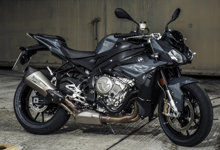 2017 BMW S 1000 R naked sports and R 1200 GS Adventure in Malaysia – RM92,900 and RM116,900 Image #694843