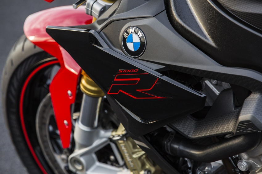 2017 BMW S 1000 R naked sports and R 1200 GS Adventure in Malaysia – RM92,900 and RM116,900 Image #694850