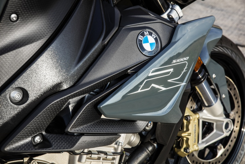 2017 BMW S 1000 R naked sports and R 1200 GS Adventure in Malaysia – RM92,900 and RM116,900 Image #694863