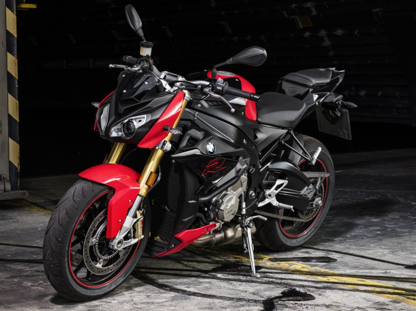 2017 BMW S 1000 R naked sports and R 1200 GS Adventure in Malaysia – RM92,900 and RM116,900 Image #694867