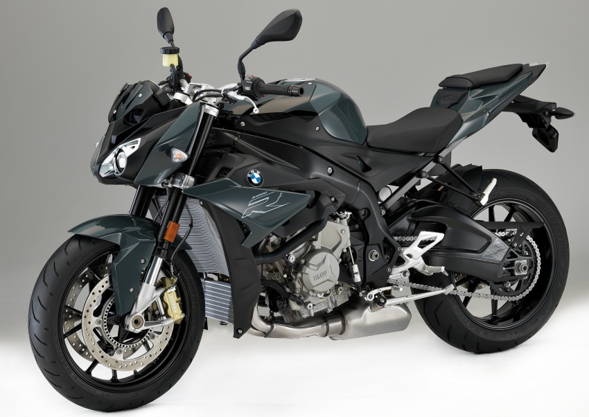 2017 BMW S 1000 R naked sports and R 1200 GS Adventure in Malaysia – RM92,900 and RM116,900 Image #694875
