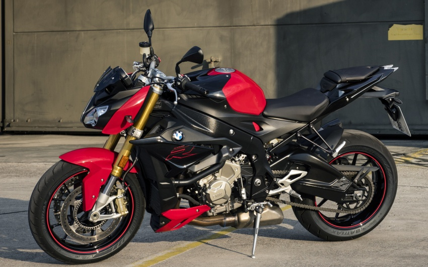 2017 BMW S 1000 R naked sports and R 1200 GS Adventure in Malaysia – RM92,900 and RM116,900 Image #694833