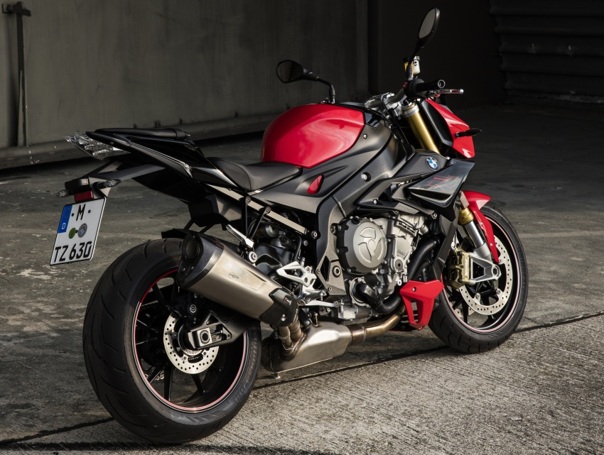 2017 BMW S 1000 R naked sports and R 1200 GS Adventure in Malaysia – RM92,900 and RM116,900 Image #694835