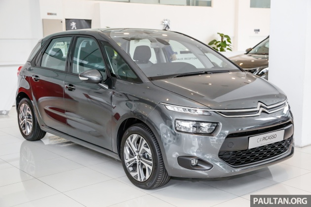 citroen c4 picasso l2 seduction in malaysia rm125k. Black Bedroom Furniture Sets. Home Design Ideas