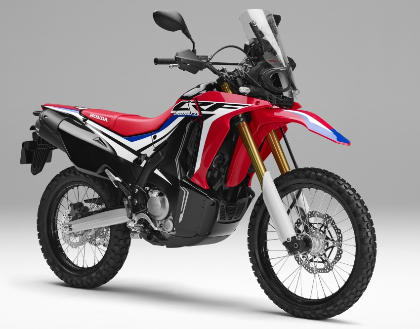 2017 Honda CRF250L and CRF250 Rally in Malaysia – priced at RM24,378 and RM28,618 respectively Image #704491