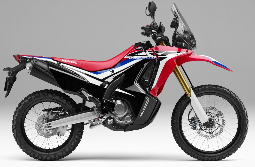 2017 Honda CRF250L and CRF250 Rally in Malaysia – priced at RM24,378 and RM28,618 respectively Image #704492