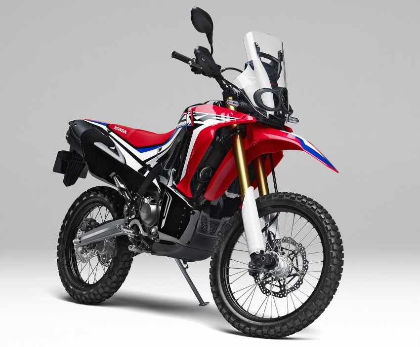 2017 Honda CRF250L and CRF250 Rally in Malaysia – priced at RM24,378 and RM28,618 respectively Image #704493