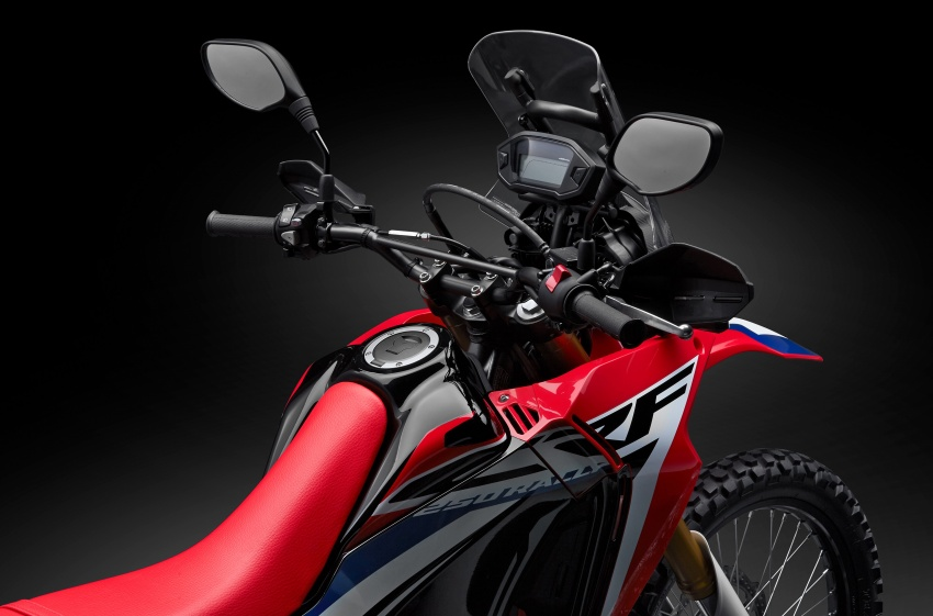 2017 Honda CRF250L and CRF250 Rally in Malaysia – priced at RM24,378 and RM28,618 respectively Image #704495