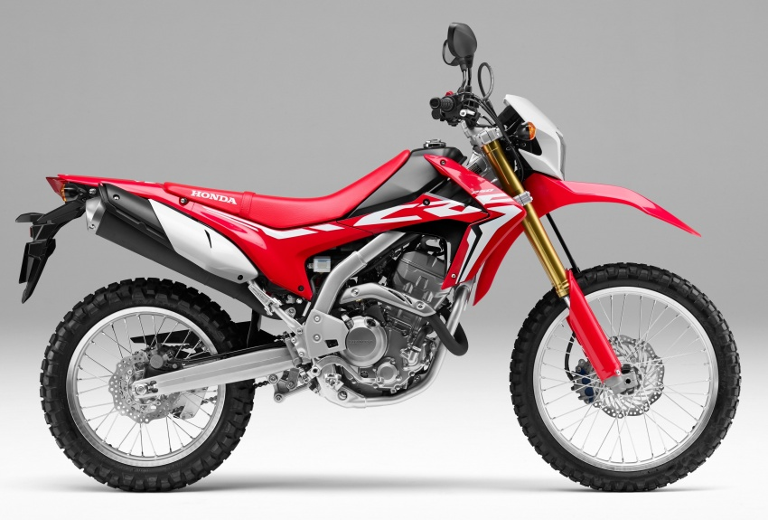 2017 Honda CRF250L and CRF250 Rally in Malaysia – priced at RM24,378 and RM28,618 respectively Image #704510