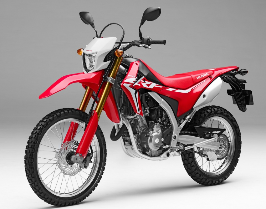 2017 Honda CRF250L and CRF250 Rally in Malaysia – priced at RM24,378 and RM28,618 respectively Image #704505