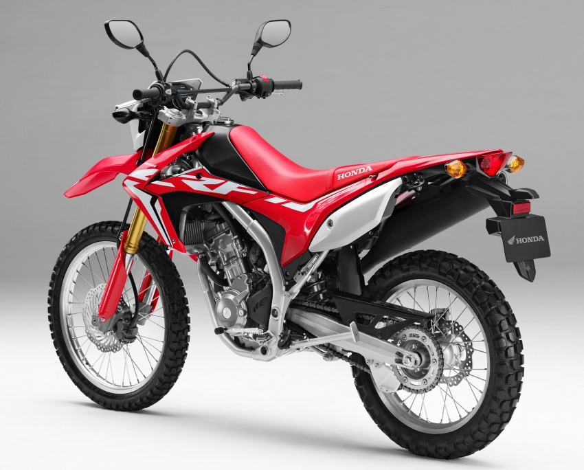 2017 Honda CRF250L and CRF250 Rally in Malaysia – priced at RM24,378 and RM28,618 respectively Image #704506
