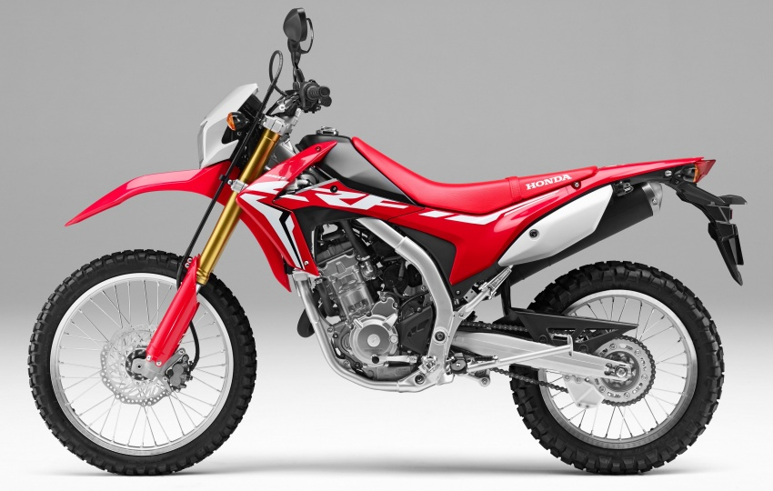 2017 Honda CRF250L and CRF250 Rally in Malaysia – priced at RM24,378 and RM28,618 respectively Image #704507