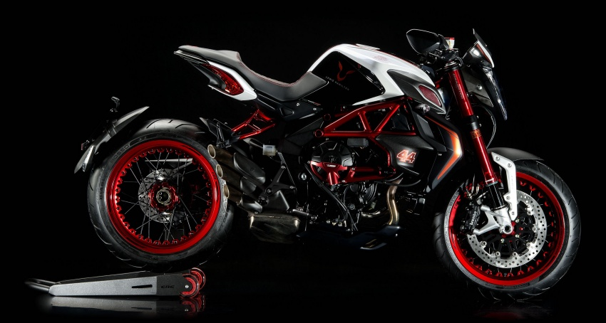 2017 MV Agusta motorcycles get Euro 4 compliance Image #699976