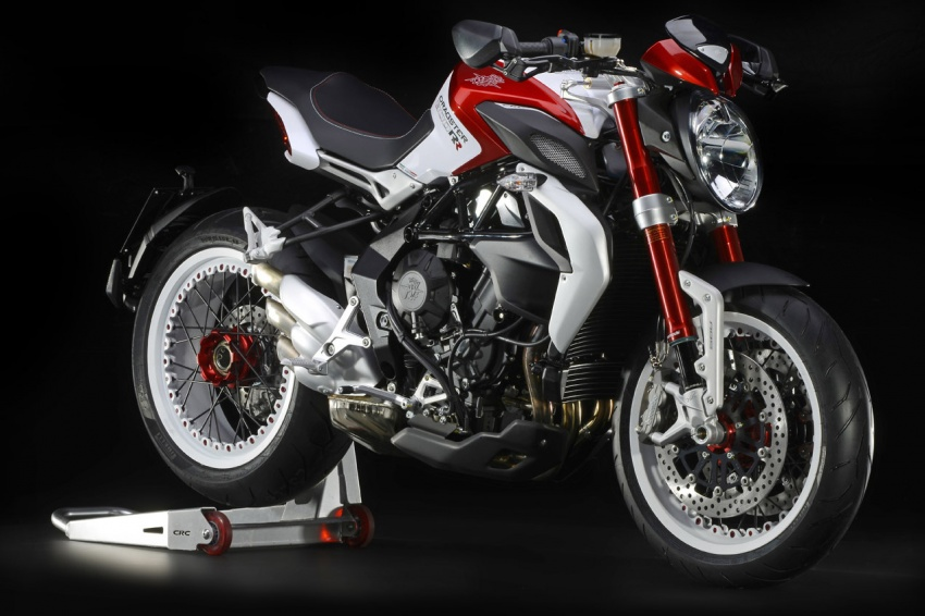 2017 MV Agusta motorcycles get Euro 4 compliance Image #699988