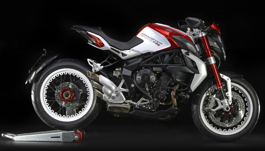 2017 MV Agusta motorcycles get Euro 4 compliance Image #699989