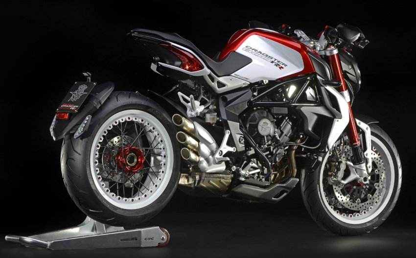 2017 MV Agusta motorcycles get Euro 4 compliance Image #699990