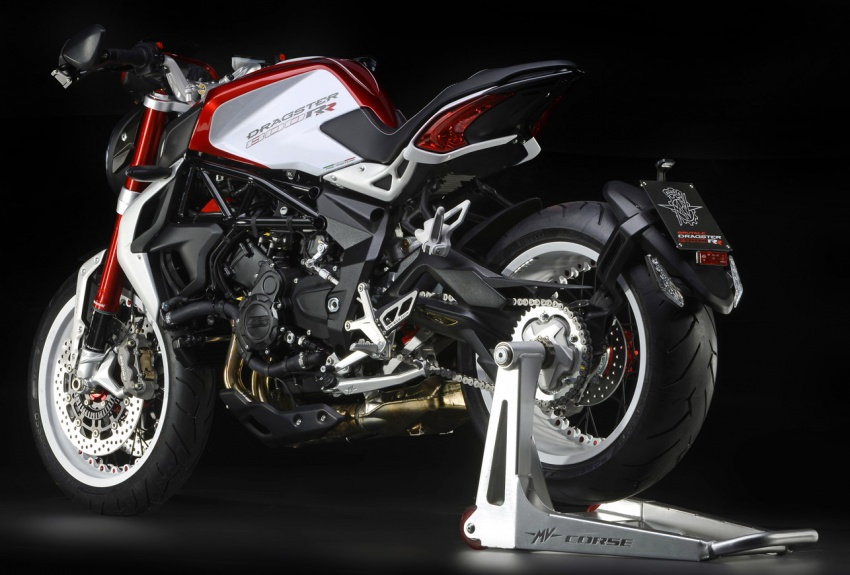 2017 MV Agusta motorcycles get Euro 4 compliance Image #699991