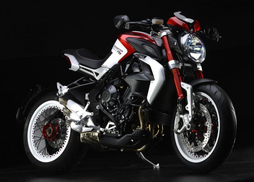 2017 MV Agusta motorcycles get Euro 4 compliance Image #699992