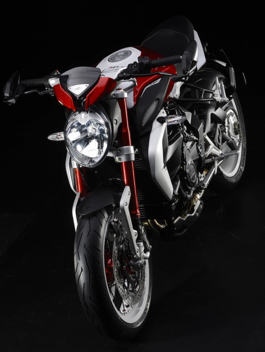 2017 MV Agusta motorcycles get Euro 4 compliance Image #699993