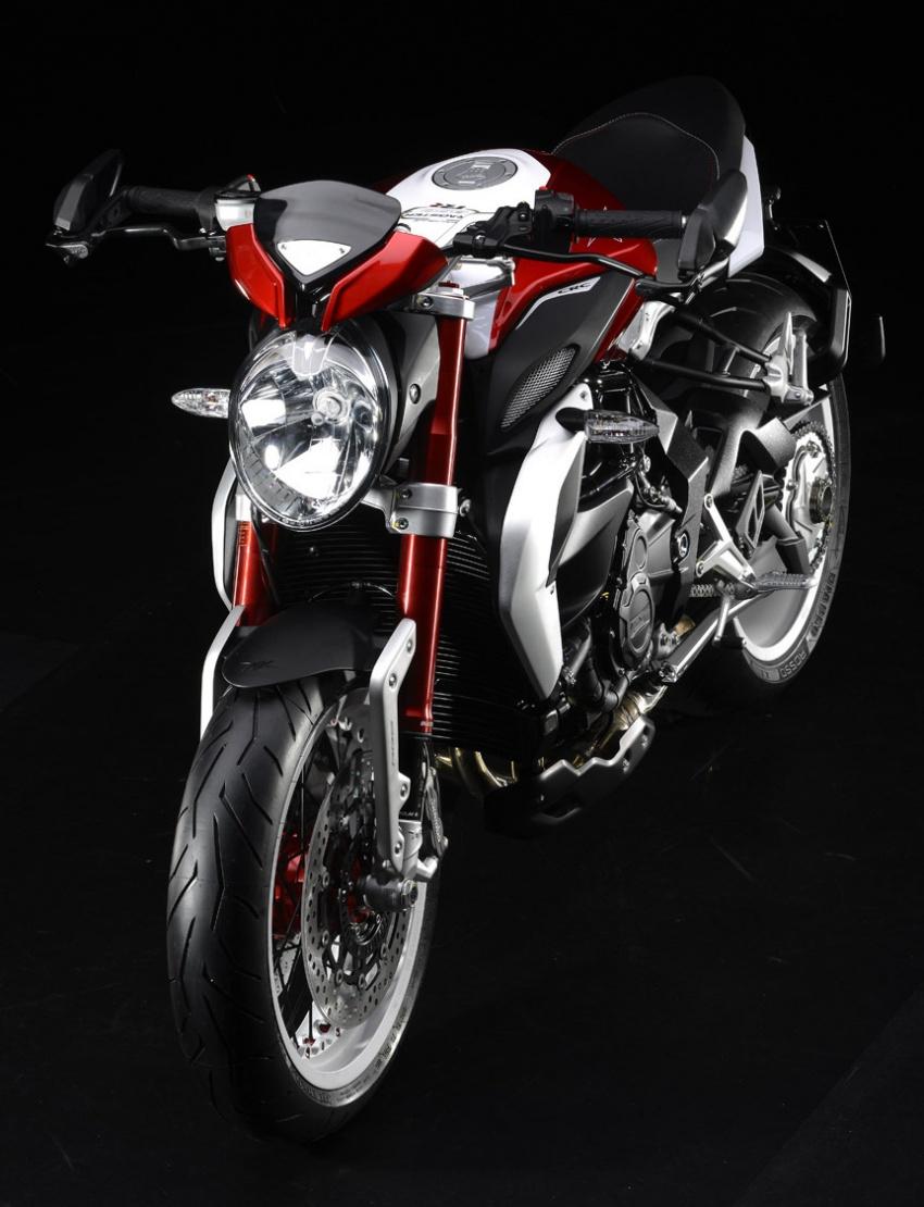 2017 MV Agusta motorcycles get Euro 4 compliance Image #699994
