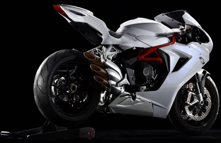 2017 MV Agusta motorcycles get Euro 4 compliance Image #699977