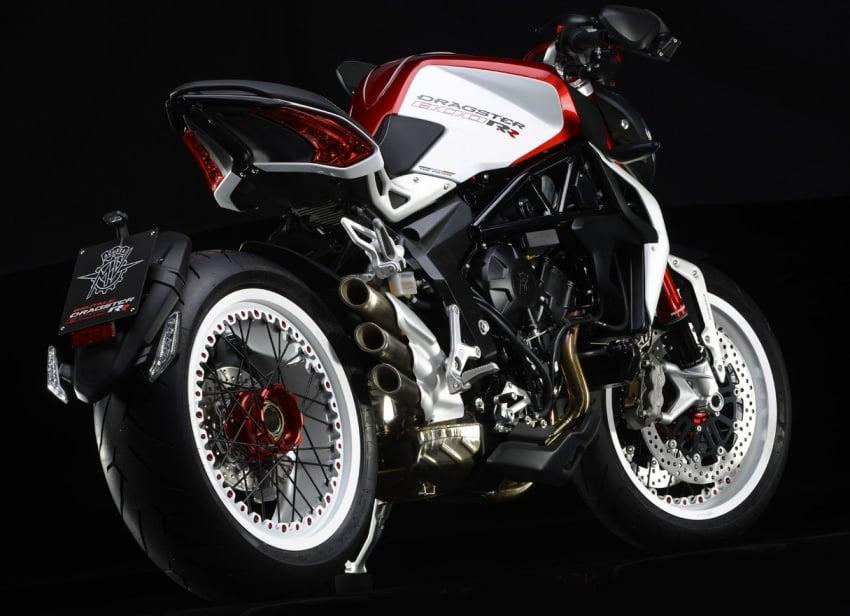 2017 MV Agusta motorcycles get Euro 4 compliance Image #699996