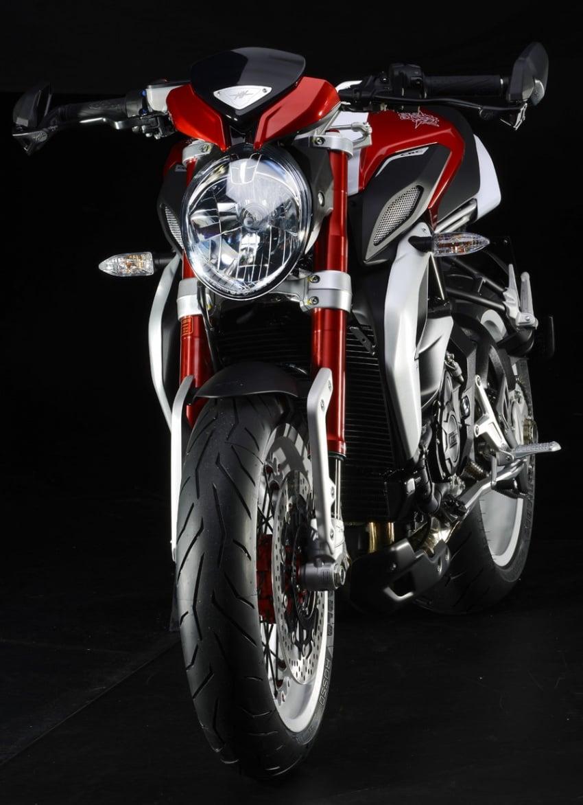 2017 MV Agusta motorcycles get Euro 4 compliance Image #699997