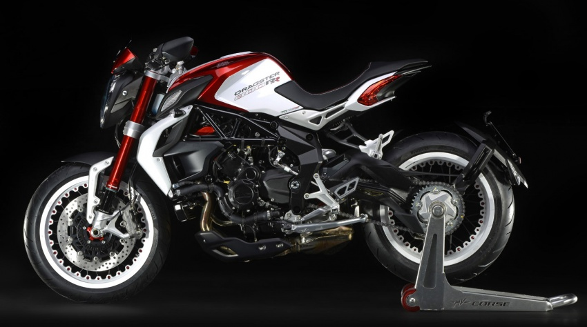 2017 MV Agusta motorcycles get Euro 4 compliance Image #699998