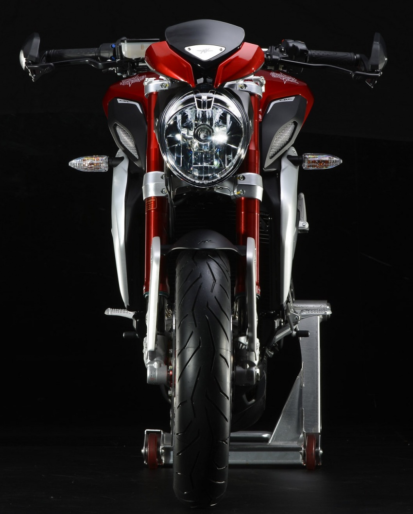 2017 MV Agusta motorcycles get Euro 4 compliance Image #700000