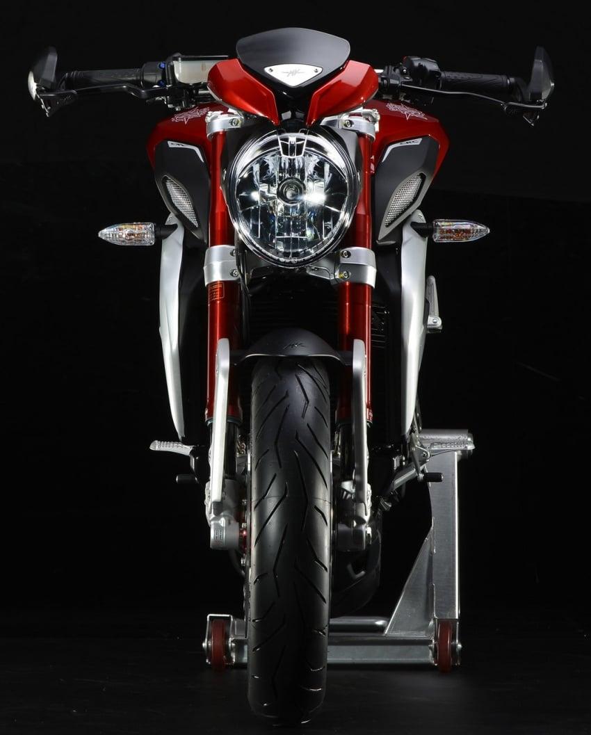 2017 MV Agusta motorcycles get Euro 4 compliance Image #700000