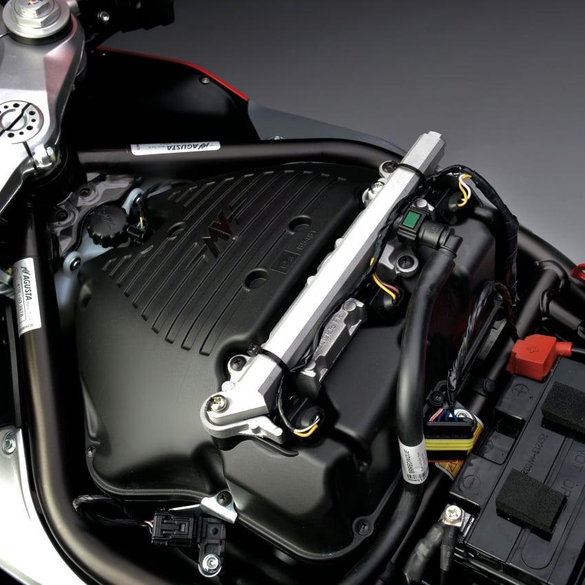 2017 MV Agusta motorcycles get Euro 4 compliance Image #700003