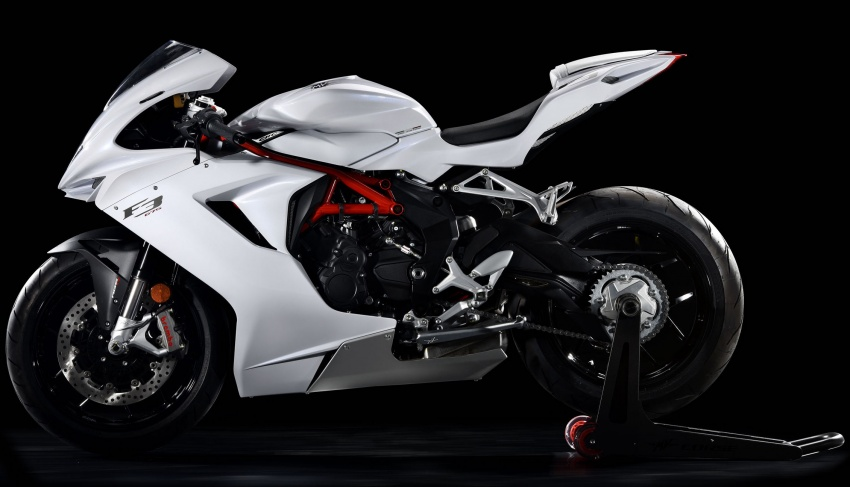 2017 MV Agusta motorcycles get Euro 4 compliance Image #700005