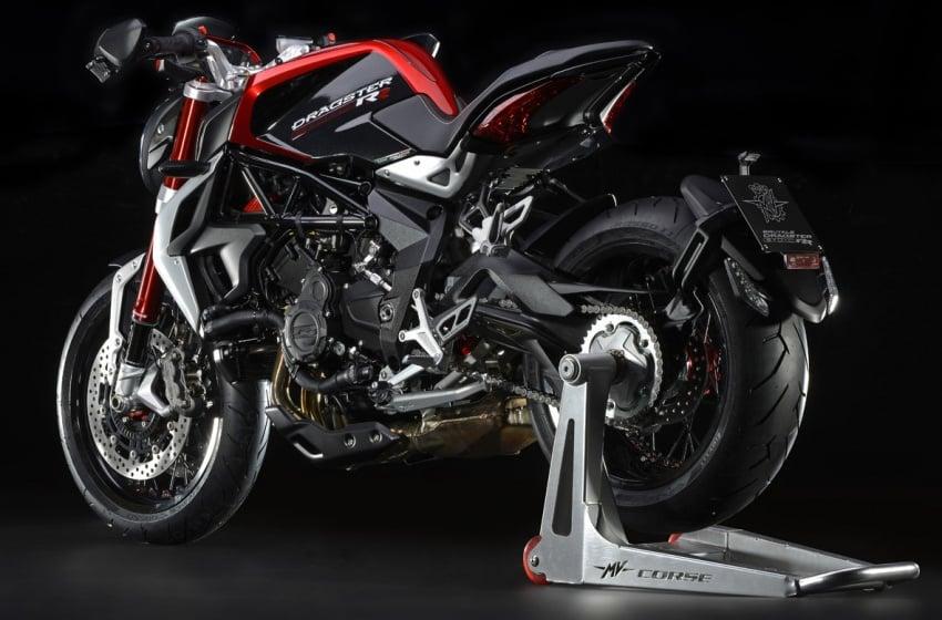 2017 MV Agusta motorcycles get Euro 4 compliance Image #699980