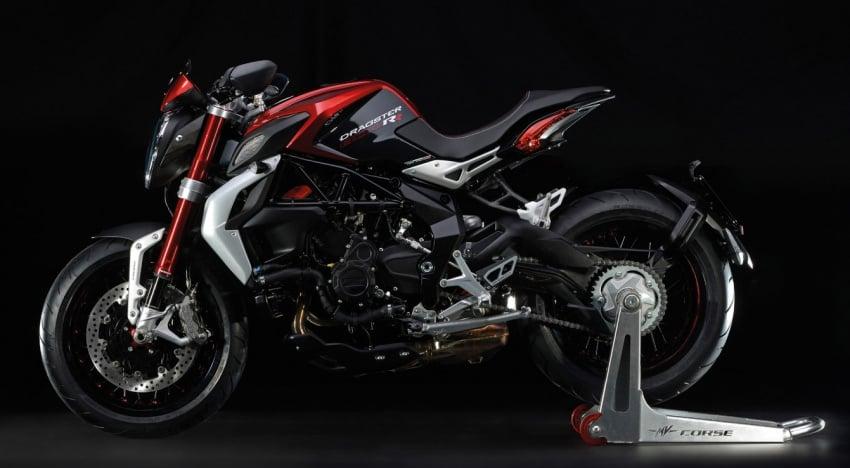 2017 MV Agusta motorcycles get Euro 4 compliance Image #699981