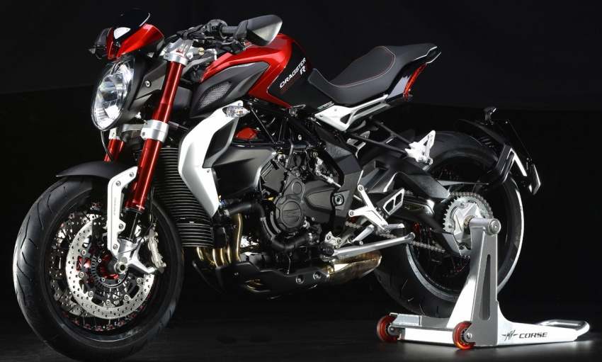 2017 MV Agusta motorcycles get Euro 4 compliance Image #699982