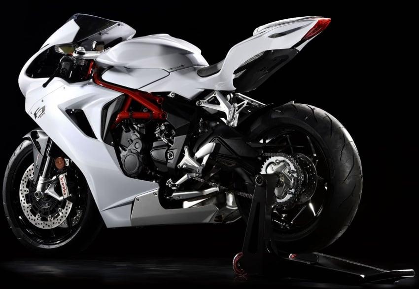 2017 MV Agusta motorcycles get Euro 4 compliance Image #699984