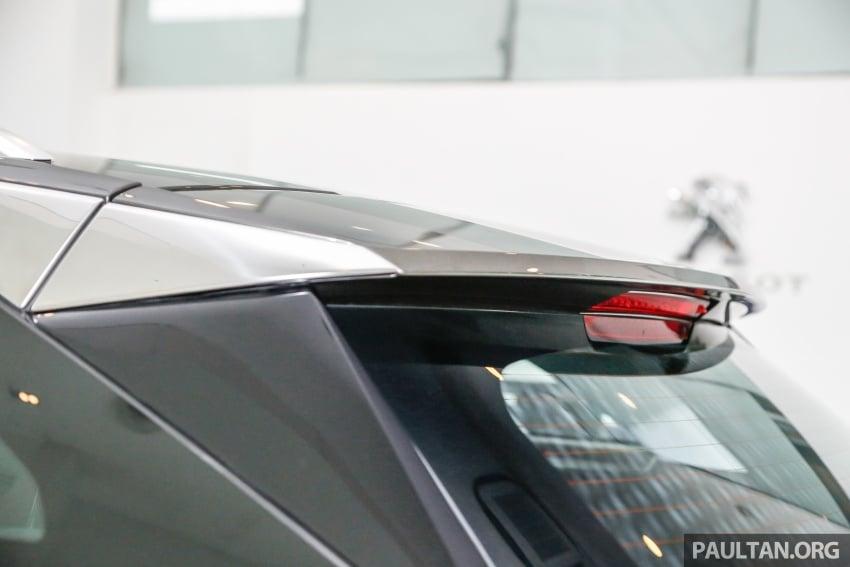 FIRST LOOK: 2017 Peugeot 3008 SUV walk-around Image #699097